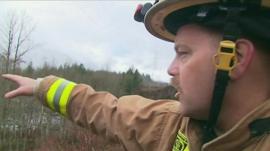 Snohomish County Fire Battalion Chief Steve Mason