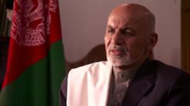 Dr Ashraf Ghani