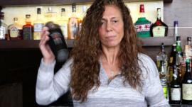 A Jersey Shore bartender
