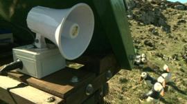 A loudspeaker