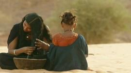 A scene from Timbuktu
