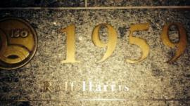 Rolf Harris plaque in Perth