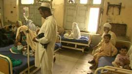 Hospital in Bannu