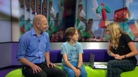 Games developer Simon and superfan Barney gave us their reaction