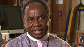 Archbishop Benjamin Kwashi