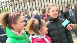 kids talk about the royal baby
