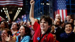 امریکی انتخاب