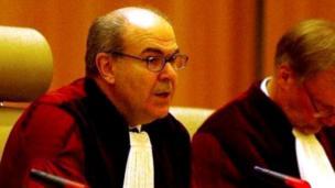 Le tribunal interne de la Fifa a un nouveau patron, Vassilios Skouris.
