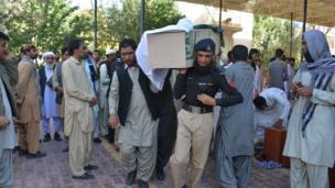 کوئٹہ میں دہشت گردی