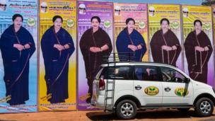 ஜெயலலிதாவின் தேர்தல் பிரசாரம்