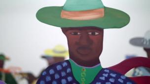 Mais pour la présente édition – l'édition 2017 – la limite d'âge a été supprimée. Résultat: deux artistes sont en lice pour la récompense, dont une Zanzibarite, Lubaina Himid.