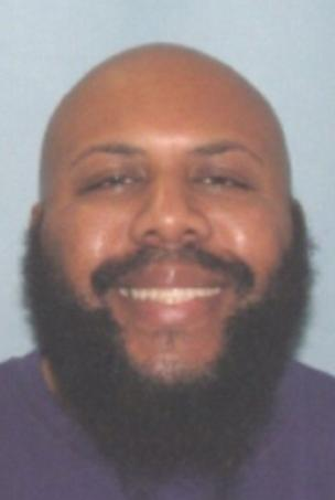 Cleveland police issued a photo of Facebook Live shooting suspect Steve Stephens; 6'1
