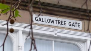 Gallowtree Gate, Leicester