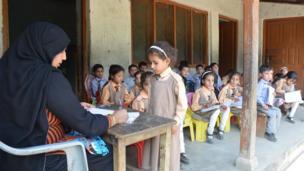 کشمیر سکول