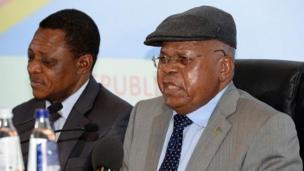 L'opposant historique Etienne Tshisékédi dirige l'opposition dite radicale dans les pourparlers