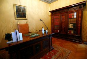 The office of the Pope