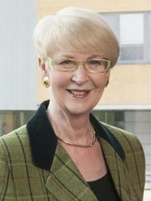Profesora Margaret Rayman (Foto: Universidad de Surrey).