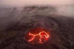 Salt Desert, Danakil Depression, Afar, Ethiopia