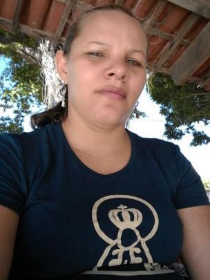 Claudilene Pereira em Cabedelo, Paraíba