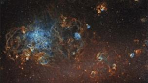The Big Magellanic Cloud - Chris Marklew
