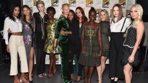 Women in Marvel films