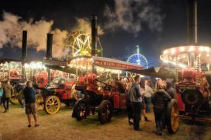 Feria de vapor