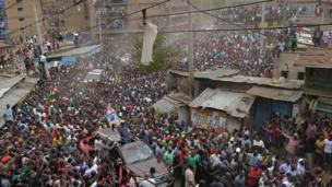 L'opposition avait rejeté les résultats provisoires déclarant le président sortant vainqueur.