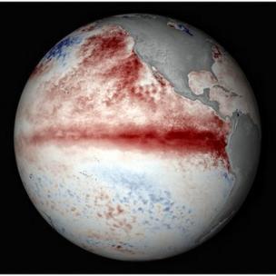 El Niño visualisation