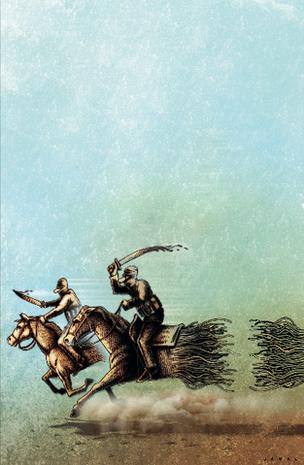 کارتون جمال رحمتی، اعتماد