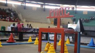 robot parc