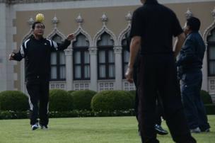 ประยุทธ์ จันทร์โอชา, นายกรัฐมนตรี, ออกกำลังกาย, ทำเนียบรัฐมนตรี