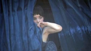 સીરિયામાં એક બાળક