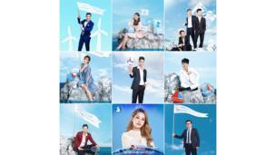 """Trung Ương Hội Sinh viên Việt Nam giới thiệu 22 gương mặt trẻ, thành công và có tầm ảnh hưởng, trong một phần chiến dịch """"Sinh viên với biển đảo Tổ quốc 2017"""""""