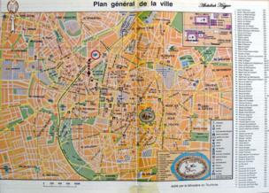 حلب کا نقشہ
