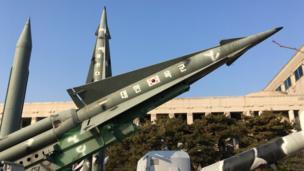 Hỏa tiễn của Nam Hàn
