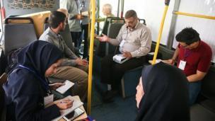 صندوقهای سیار در انتخابات ریاست جمهوری و شورای شهر