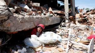 Aceh, gempa