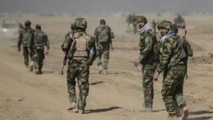 عراقي ځواکونه