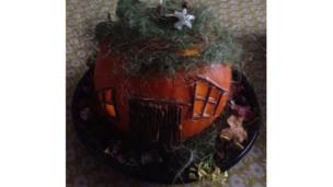 Ruby's pumpkin