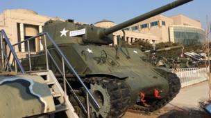 Xe tăng quân đội Hoa Kỳ