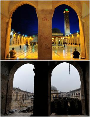 Halep Ulu Camii: Mart 2009/Aralık 2016