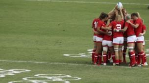 Канадская сборная по регби на Олимпиаде-2016 в Рио