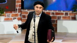 مراسم اختتامیه سی و پنجمین جشنواره فیلم فجر