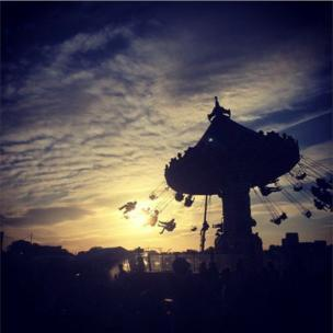 مهرجان هايد بارك الصيفي في بريطانيا