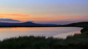 Keepers Pond, Blaenavon, by Laura Gibson