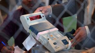 ووٹنگ مشینز