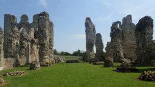 Monks Priory
