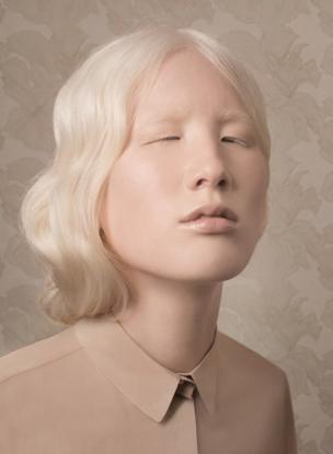 Justine Tjallinks, Netherlands — Nude (Reach)