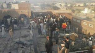 احمدی، مسجد، حملہ