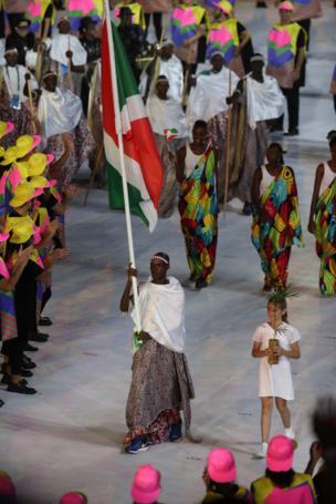 Dharka dhaqanka ee Burundi